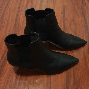 Ankle booties excellent condition